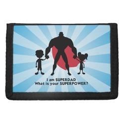 Super Dad Trifold Wallet