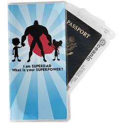 Super Dad Travel Document Holder