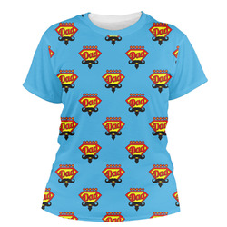 Super Dad Women's Crew T-Shirt