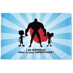 Super Dad Woven Mat