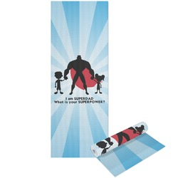 Super Dad Yoga Mat - Printable Front and Back