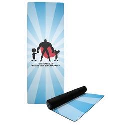 Super Dad Yoga Mat