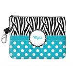 Dots & Zebra Golf Accessories Bag (Personalized)