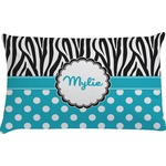 Dots & Zebra Pillow Case (Personalized)