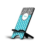 Dots & Zebra Cell Phone Stands (Personalized)