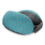 Dots & Zebra Travel Neck Pillow