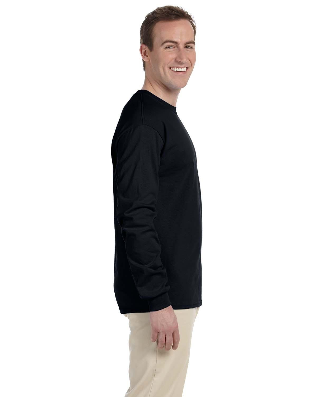 Blank black long sleeve shirt rnk shops for Blank long sleeve shirt