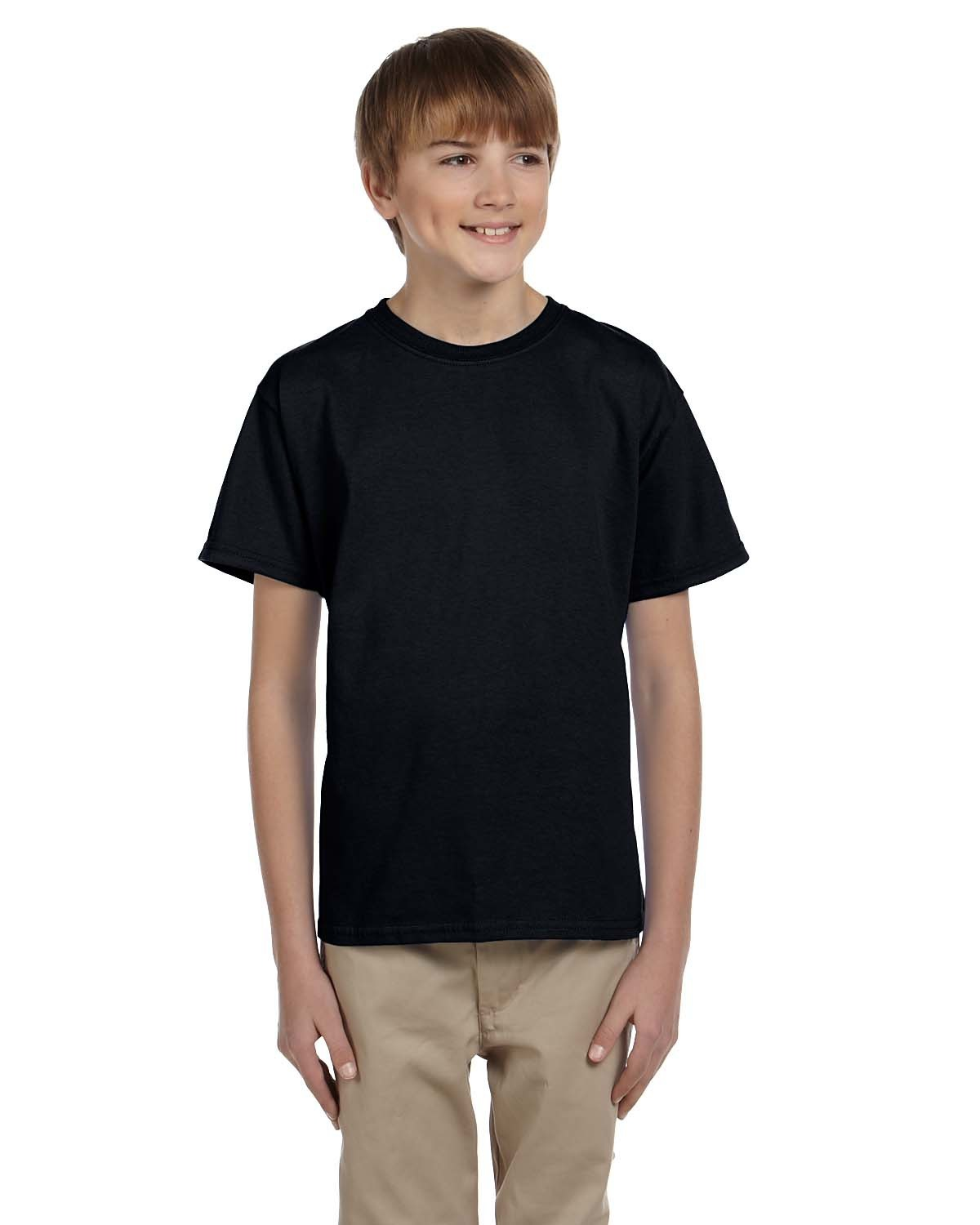 Childrens Black T Shirt
