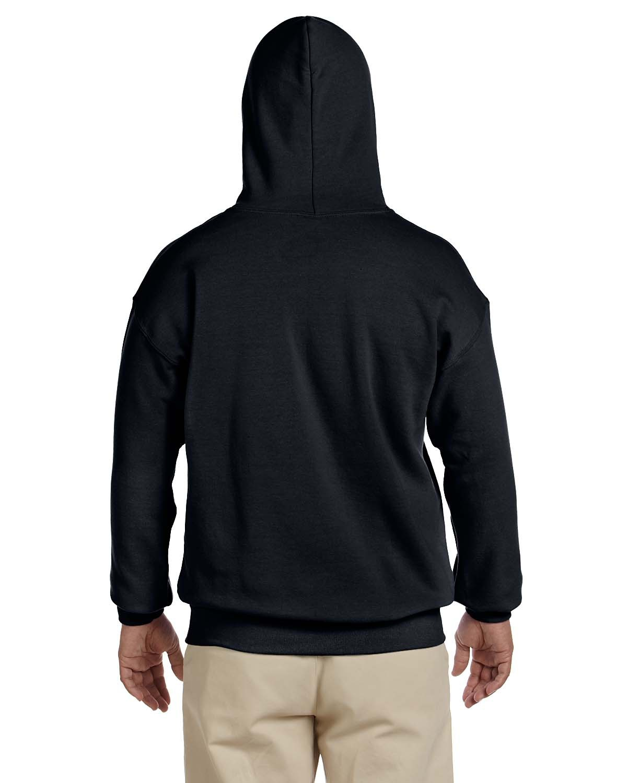 Blank Black Hoodie - RNK Shops