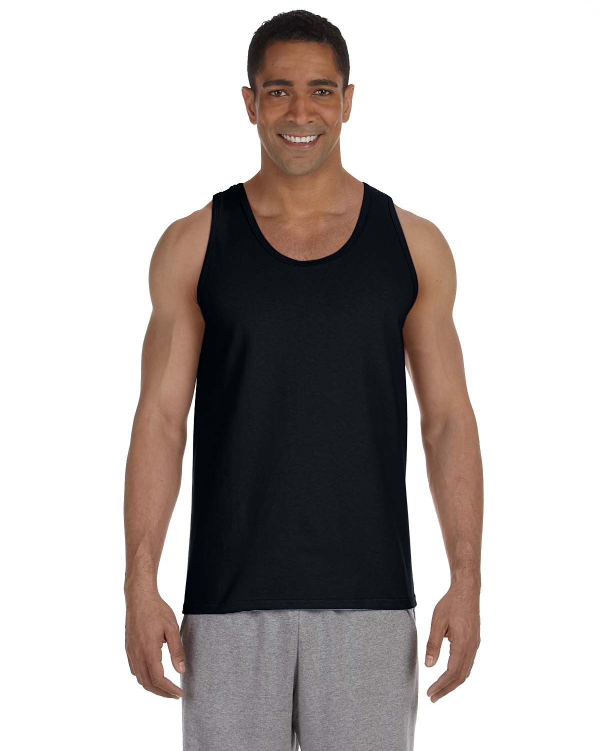 Find tank tops for men that are performance-ready. From the gym to a basketball game to an outing with friends, match your personal style with the right men's sleeveless shirt. .