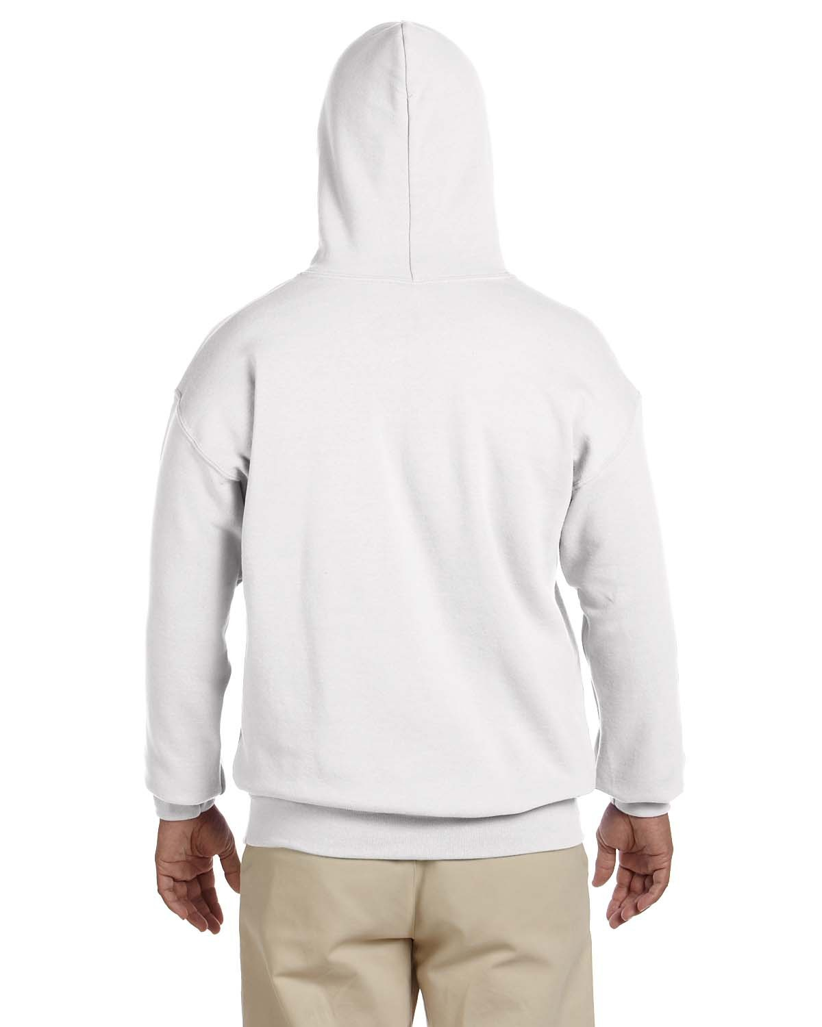 Collection Mens White Hoodie Pictures - Reikian
