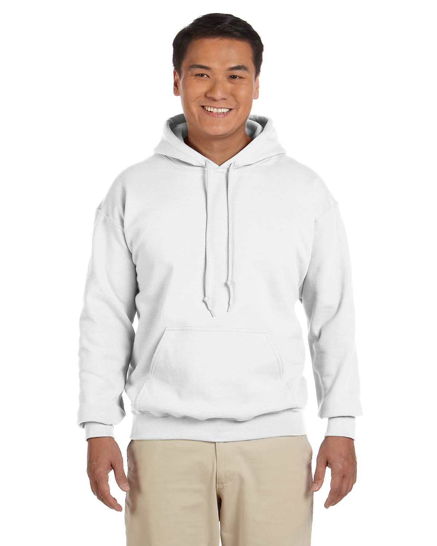 Blank White Hoodie Rnk Shops