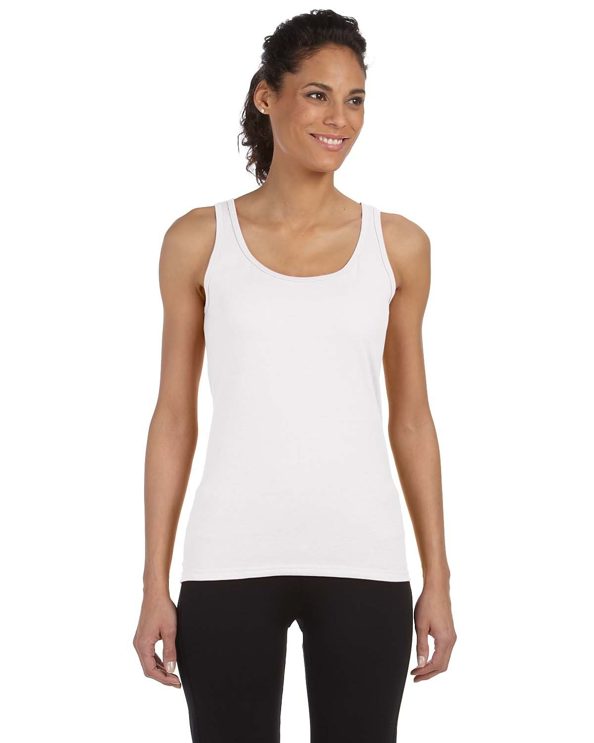 A woman's shirt should have the right fit. Many times, a men's shirt just won't do, she should wear a t-shirt, polo shirt, or tank top that is cut for her and made for her. Blank Shirts offers a wide assortment of women's apparel at wholesale prices.