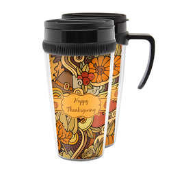 Thanksgiving Acrylic Travel Mugs (Personalized)