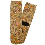 Thanksgiving Adult Crew Socks (Personalized)