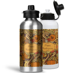 Thanksgiving Water Bottles- Aluminum