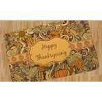 Thanksgiving Area Rug (Personalized)