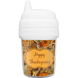 Thanksgiving Baby Sippy Cup (Personalized)