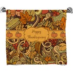 Thanksgiving Bath Towel (Personalized)