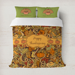 Thanksgiving Duvet Covers (Personalized)