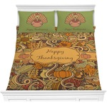 Thanksgiving Comforter Set (Personalized)