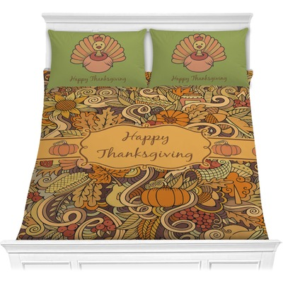 Thanksgiving Comforters (Personalized)
