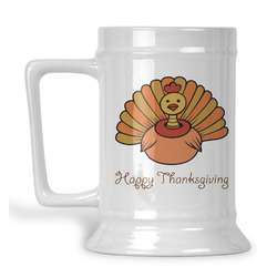 Thanksgiving Beer Stein (Personalized)