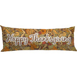 Thanksgiving Body Pillow Case (Personalized)