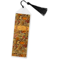 Thanksgiving Book Mark w/Tassel (Personalized)