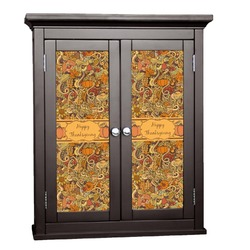 Thanksgiving Cabinet Decal - Custom Size (Personalized)