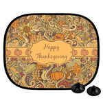 Thanksgiving Car Side Window Sun Shade (Personalized)