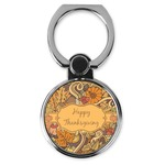 Thanksgiving Cell Phone Ring Stand & Holder (Personalized)