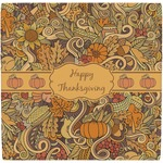 Thanksgiving Ceramic Tile Hot Pad (Personalized)