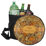 Thanksgiving Collapsible Cooler & Seat (Personalized)