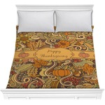 Thanksgiving Comforter (Personalized)