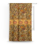 Thanksgiving Curtain (Personalized)