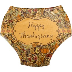 Thanksgiving Diaper Cover (Personalized)