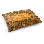 Thanksgiving Dog Bed (Personalized)