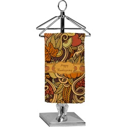 Thanksgiving Finger Tip Towel - Full Print (Personalized)