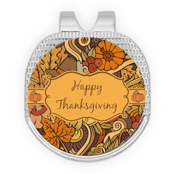 Thanksgiving Golf Ball Marker - Hat Clip