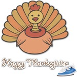 Thanksgiving Graphic Iron On Transfer (Personalized)