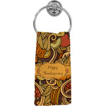 Thanksgiving Hand Towel - Full Print (Personalized)