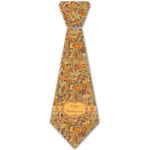 Thanksgiving Iron On Tie - 4 Sizes