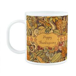 Thanksgiving Plastic Kids Mug (Personalized)