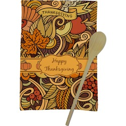 Thanksgiving Kitchen Towel - Full Print (Personalized)