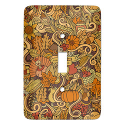 Thanksgiving Light Switch Covers (Personalized)