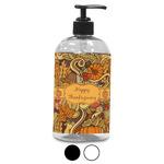 Thanksgiving Plastic Soap / Lotion Dispenser (Personalized)
