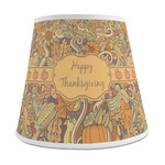 Thanksgiving Empire Lamp Shade