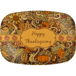 Thanksgiving Melamine Platter (Personalized)