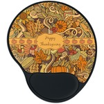 Thanksgiving Mouse Pad with Wrist Support